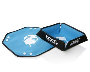 Water bowl to take when running with your dog