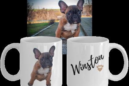 Custom pet mugs