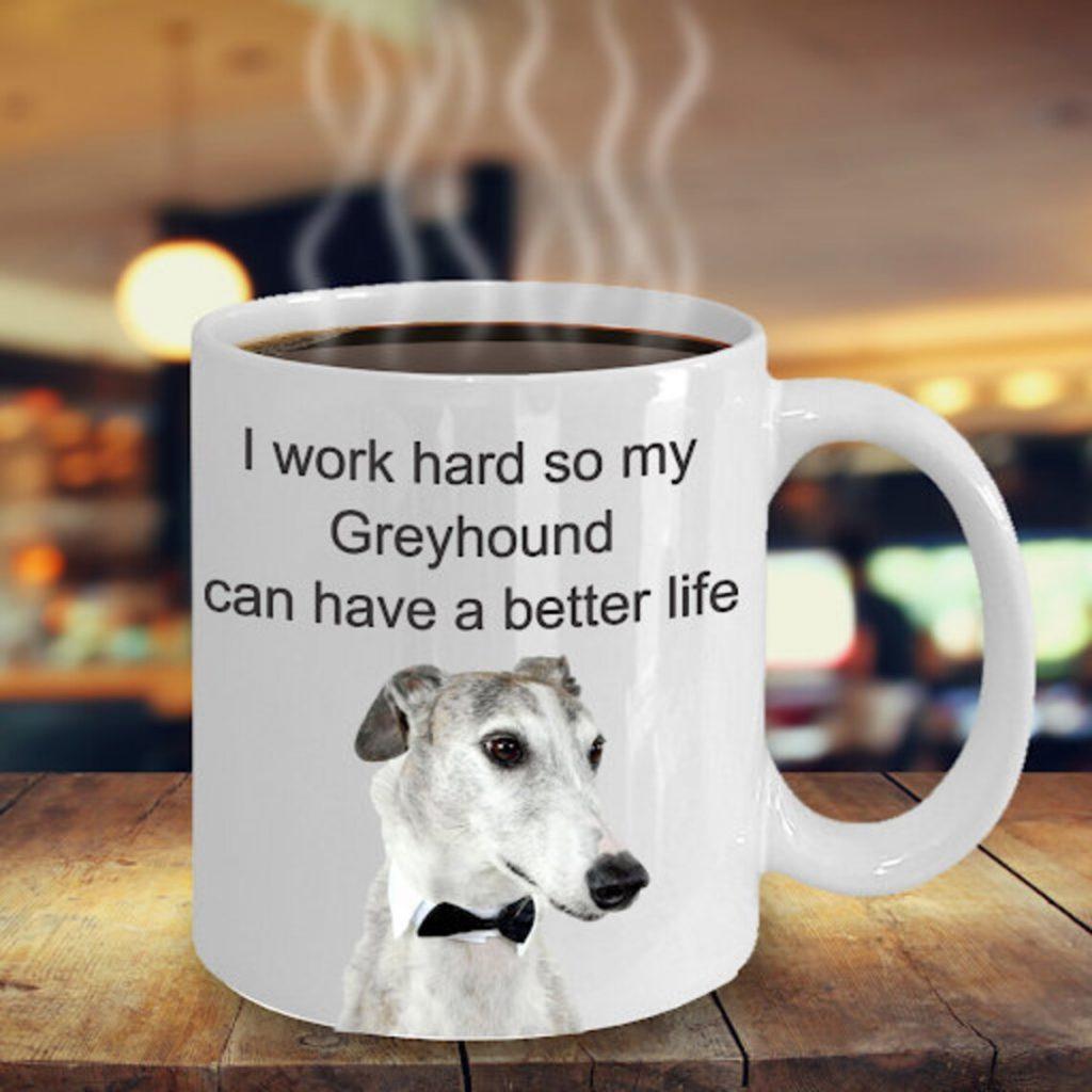 greyhounds as pets